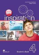 Cover-Bild zu Garton-Sprenger, Judy: New Edition Inspiration Level 4 Student's Book