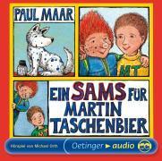 Cover-Bild zu Maar, Paul: Ein Sams für Martin Taschenbier. 2 CDs