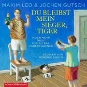 Cover-Bild zu Leo, Maxim: Du bleibst mein Sieger, Tiger