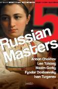 Cover-Bild zu Chekhov, Anton: 5 Russian Masters