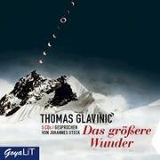 Cover-Bild zu Glavinic, Thomas: Das größere Wunder
