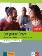 Cover-Bild zu Der gute Start! Einstiegskurs DaF. Kurs- und Übungsbuch + CD, monolingual von Brüseke, Rolf