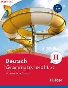 Cover-Bild zu Deutsch: Grammatik leicht A2 (eBook) von Brüseke, Rolf