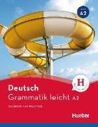 Cover-Bild zu Grammatik leicht A2 von Brüseke, Rolf
