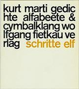 Cover-Bild zu Marti, Kurt: Gedichte Alfabeete & Cymbalklang