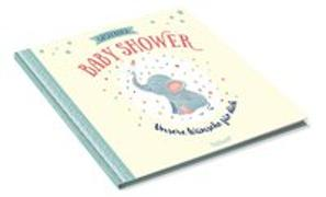 Cover-Bild zu Krupinski, Janna (Illustr.): Gästebuch Baby Shower