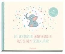 Cover-Bild zu Krupinski, Janna (Illustr.): Die schönsten Erinnerungen aus deinem ersten Jahr