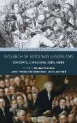 Cover-Bild zu Freeden, Michael (Hrsg.): In Search of European Liberalisms