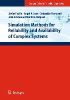 Cover-Bild zu Faulin, Javier (Hrsg.): Simulation Methods for Reliability and Availability of Complex Systems