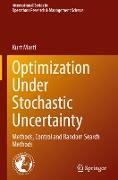 Cover-Bild zu Marti, Kurt: Optimization Under Stochastic Uncertainty