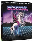 Cover-Bild zu Tim Miller (Reg.): Deadpool - 4K+2D Steelbook Edition