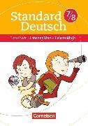 Cover-Bild zu Standard Deutsch 7./8.SJ. Leseheft. Lebenspläne - Lebensläufe von Esser-Palm, Regina