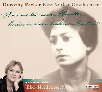 Cover-Bild zu New Yorker Geschichten (Audio Download) von Parker, Dorothy