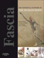 Cover-Bild zu Schleip, Robert (Hrsg.): Fascia: The Tensional Network of the Human Body