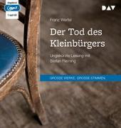 Cover-Bild zu Werfel, Franz: Der Tod des Kleinbürgers