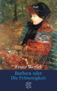 Cover-Bild zu Werfel, Franz: Barbara oder Die Frömmigkeit
