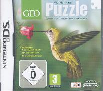Cover-Bild zu Puzzle Geo - Wunder Natur
