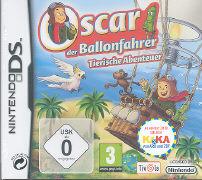 Cover-Bild zu Oscar der Ballonfahrer - Tierische Abenteuer