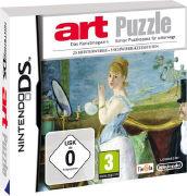 Cover-Bild zu art Puzzle - Das Kunstmagazin