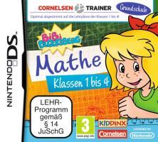 Cover-Bild zu Cornelsen Trainer für Nintendo DS. 1.-4. SJ.