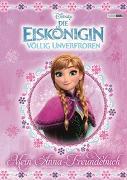 Cover-Bild zu Disney Die Eiskönigin: Mein Anna-Freundebuch
