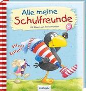 Cover-Bild zu Der kleine Rabe Socke: Alle meine Schulfreunde
