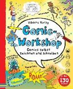 Cover-Bild zu Comic-Workshop