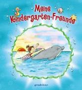 Cover-Bild zu Meine Kindergartenfreunde (Delfine)