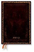 Cover-Bild zu 2020 Schwarzes Marokkoleder Midi 12M. Verso