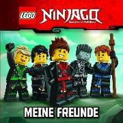 Cover-Bild zu LEGO® NINJAGO? Meine Freunde - Album