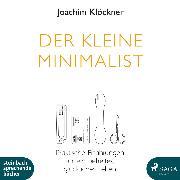 Cover-Bild zu eBook Der kleine Minimalist (Ungekürzt)