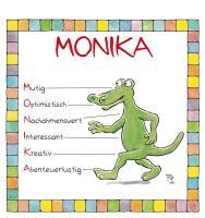 Cover-Bild zu Monika