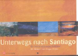 Cover-Bild zu Unterwegs nach Santiago