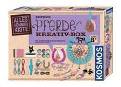 Cover-Bild zu Bastelbox Pferde Kreativbox