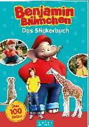 Cover-Bild zu Benjamin Blümchen - Das Stickerbuch