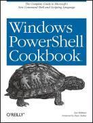 Cover-Bild zu Windows PowerShell Cookbook