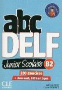Cover-Bild zu ABC Delf Junior Scolaire B2