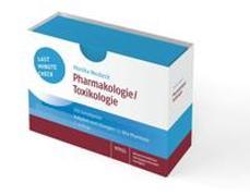 Cover-Bild zu Neubeck, Monika: Last Minute Check - Pharmakologie/Toxikologie