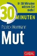 Cover-Bild zu eBook 30 Minuten Mut