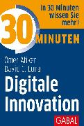 Cover-Bild zu eBook 30 Minuten Digitale Innovation