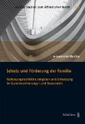 Cover-Bild zu Wortha, Annekatrin: Schutz und Förderung der Familie