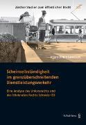 Cover-Bild zu Dimitrijewitsch, Jovan: Scheinselbständigkeit im grenzüberschreitenden Dienstleistungsverkehr