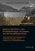 Cover-Bild zu Mayoraz, Jean-François: Staatliche Beihilfen in den Rechtsbeziehungen der Schweiz und der Europäischen Union