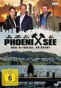 Cover-Bild zu Felix Vörtler (Schausp.): Phoenixsee - Staffel 1