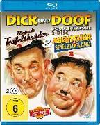 Cover-Bild zu Butler, Frank: Dick und Doof - Double Feature