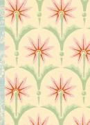 Cover-Bild zu Gefährlich schön Notizbuch groß - Motiv Sternblume