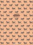 Cover-Bild zu Tiere Afrikas Geschenkpapier-Heft Motiv Zebra
