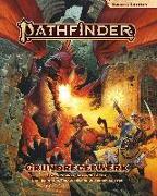 Cover-Bild zu Bonner, Logan: Pathfinder 2 - Grundregelwerk
