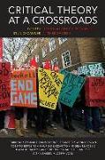 Cover-Bild zu Cauwer, Stijn De (Hrsg.): Critical Theory at a Crossroads