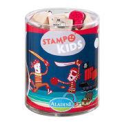 Cover-Bild zu Stampo Kids - Piraten